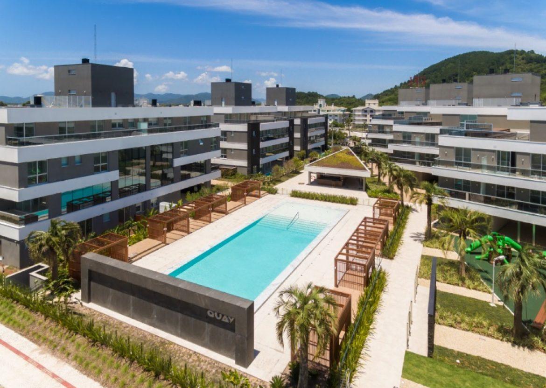condomínio fechado de luxo em Florianópolis