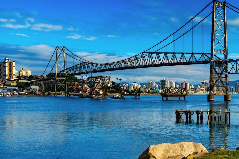 Ponte Hercílio Luz - A reabertura do cartão postal - CFL Imóveis
